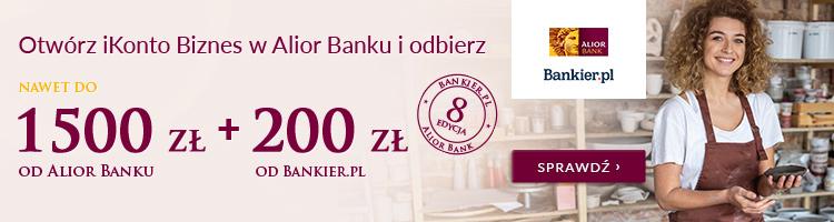Biznes Konto od Alior Bank